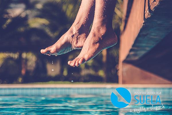 Przygotuj stopy na lato!