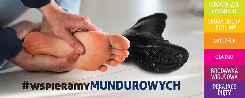 #wspieramyMUNDUROWYCH – akcja wsparcia Podlaskiej Policji