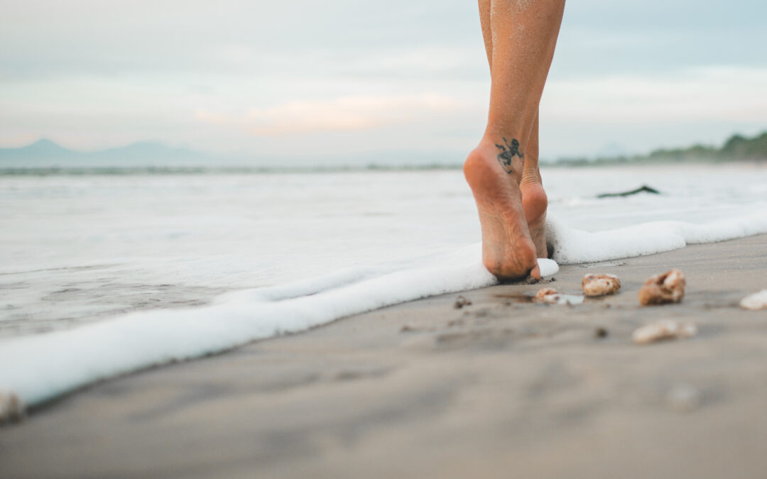 Jak dbać o stopy podczas upałów?
